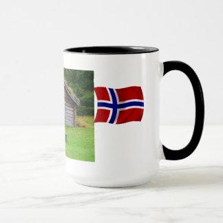 Norway, Enjoy the high pastures Mug