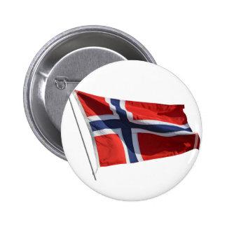 norway flag pins