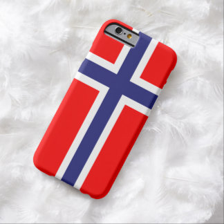 Norway flag barely there iPhone 6 case