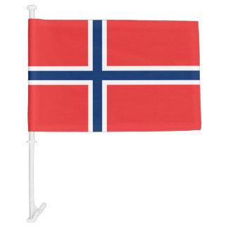 Norway Flag Car Flag