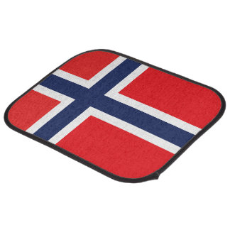 NORWAY FLAG FLOOR MAT