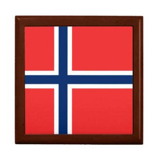 Norway Flag Gift Box