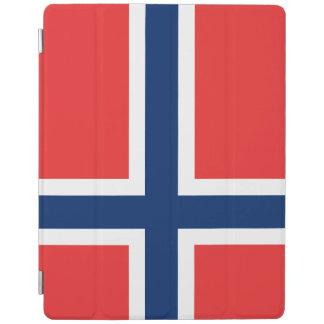Norway Flag iPad Cover