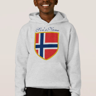 Norway Flag Personalized