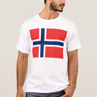 Norway Flag T-Shirt