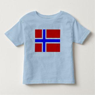 Norway Flag Toddler T-Shirt
