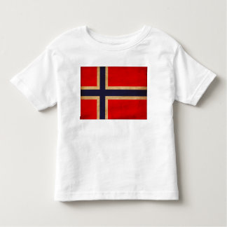 Norway Flag Toddler T-Shirt