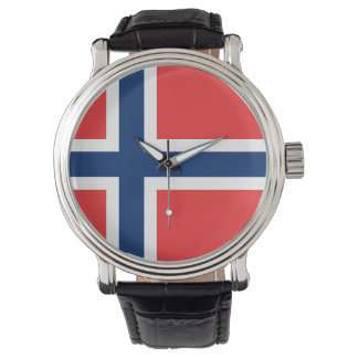 Norway Flag Watch
