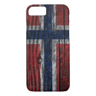 Norway grunge flag iPhone 8/7 case