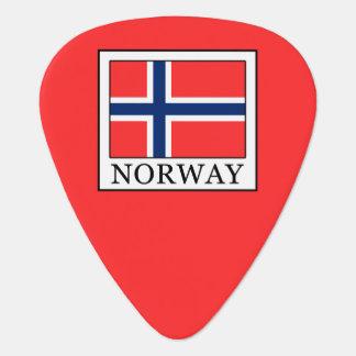 Norway Guitar Pick