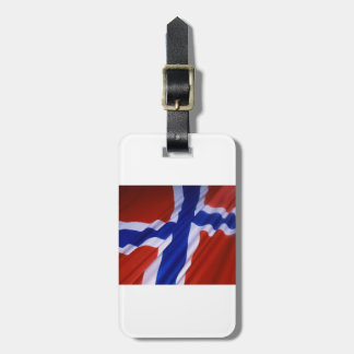 Norway Luggage Tag