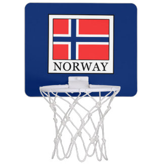 Norway Mini Basketball Hoop