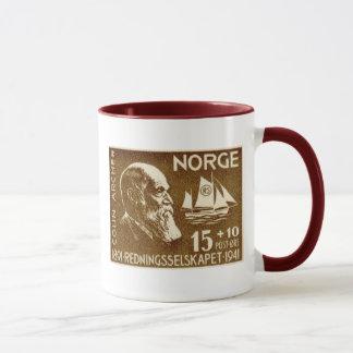Norway Norwegian Colin Archer Rescue Society 50th Mug