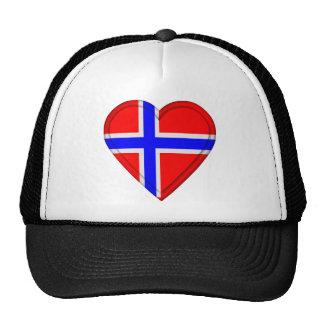 Norway Norwegian flag Cap