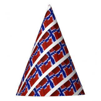 Norway Party Hat