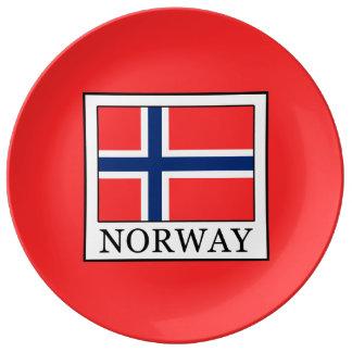 Norway Plate