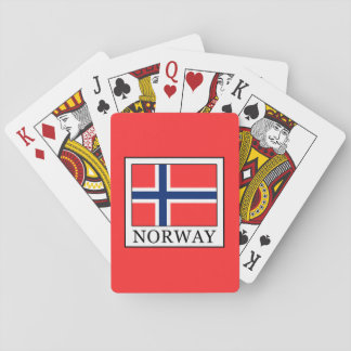 Norway Playing Cards