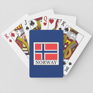 Norway Poker Deck