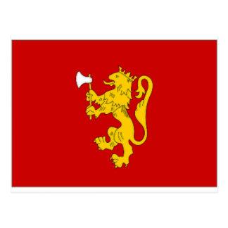 Norway Royal Standard Postcard