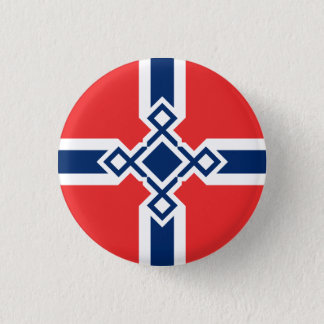 Norway Rune Cross Badge