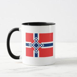 Norway Rune Cross Mug