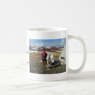 Norway, Sami settlement in Lapland Coffee Mug