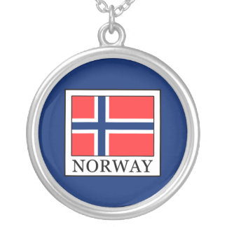 Norway Silver Plated Necklace