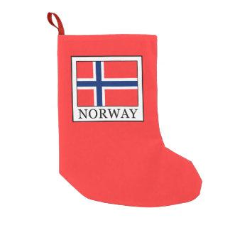 Norway Small Christmas Stocking
