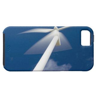 Norway, Sogn og Fjordane. Wind mill at Kråkenes. Case For The iPhone 5