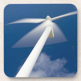 Norway, Sogn og Fjordane. Wind mill at Kråkenes. Coaster