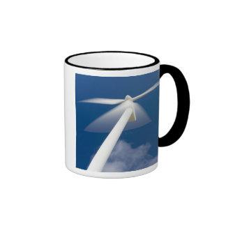 Norway, Sogn og Fjordane. Wind mill at Kråkenes. Ringer Mug