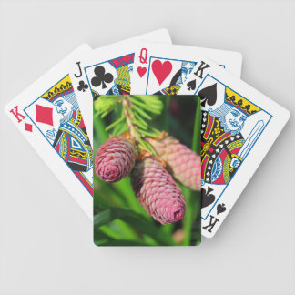 Norway Spruce I Bicycle Playing Cards