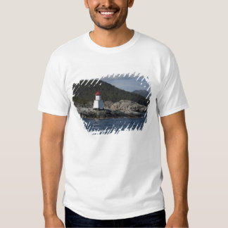 Norway, Stavanger. Views along Lysefjord. T-shirt