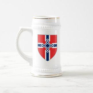 Norway Stein - Rune Cross Shield