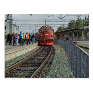 Norway: Størenbanen 150 år, Heimdal Postcard