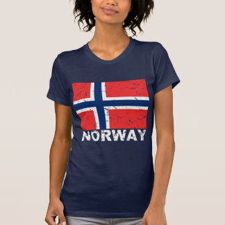 Norway Vintage Flag Shirt