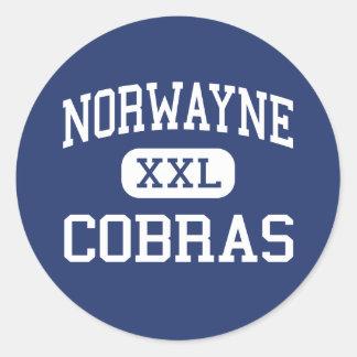 Norwayne Cobras Middle Fremont Sticker