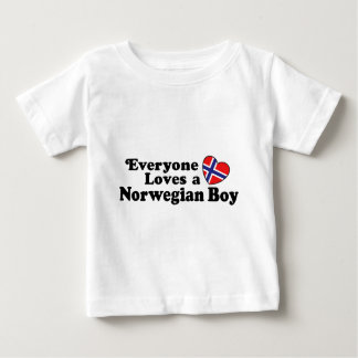 Norwegian Boy T Shirts