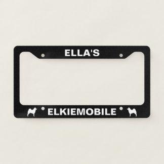 Norwegian Elkhound Silhouettes Elkiemobile Custom
