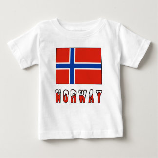 Norwegian Flag and Norway Shirt