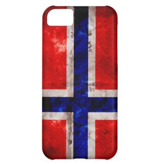 Norwegian Flag Case For iPhone 5C