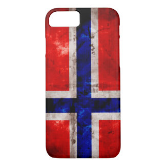 Norwegian Flag iPhone 7 Case
