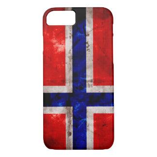 Norwegian Flag iPhone 7 Case