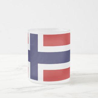 Norwegian Flag - Kongeriket Norge - Norsk Flagg Coffee Mugs