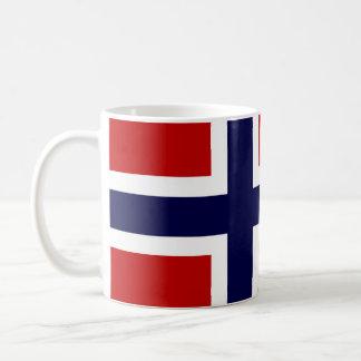 Norwegian Flag - Kongeriket Norge - Norsk Flagg Mugs