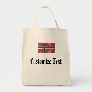 Norwegian Flag Norway Nordic Scandinavian Cross No