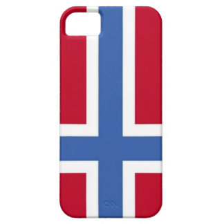 Norwegian Flag Phone Case iPhone 5 Cover