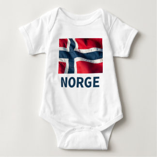 Norwegian Flag T-shirts