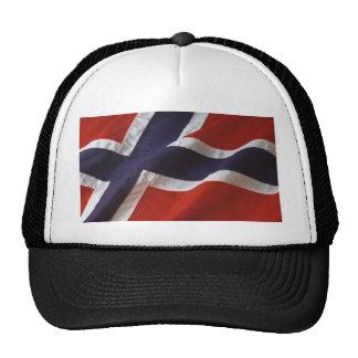 Norwegian Flags Hats