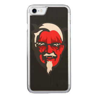 Norwegian Fried Chicken Carved iPhone 8/7 Case